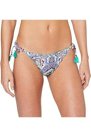 Seafolly Women's Summer Chintz Brazilian Tie Side Bikini Bottoms