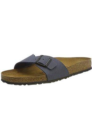 Birkenstock Madrid Unisex-Adults' Sandals (Navy) - 7.5 UK