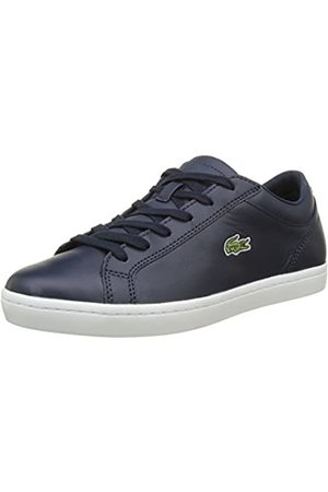 Lacoste Women's Straightset BL 1 SPW Low, (NVY)