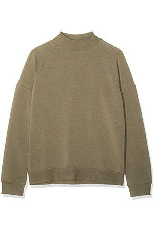 find. Soft Jersey High Neck Sweatshirt