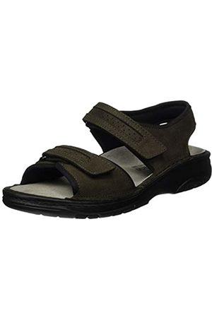 Berkemann Men's Fabian Ankle Strap Sandals, (Sattel 419)