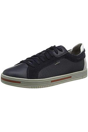 Geox Men's U EOLO B Low-Top Sneakers, (Navy C4002)