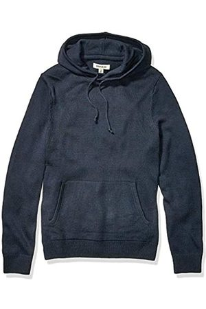 Goodthreads Supersoft Marled Pullover Hoodie Sweater Navy