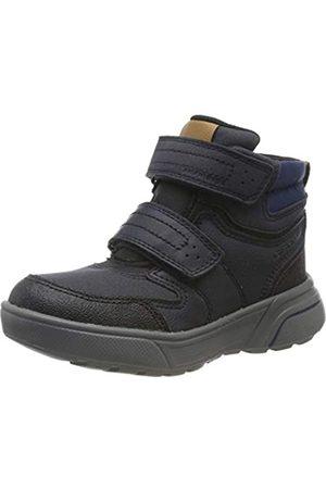 Geox Boys' J SVEGGEN B ABX C Classic Boots, (Navy/ C0045)
