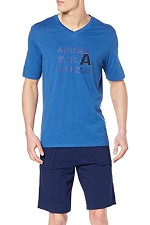 ATHENA Men's Indigo Pyjama Set