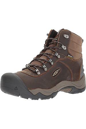 Keen Men's Revel Iii High Rise Hiking Shoes, (Wall/Canteen 0)