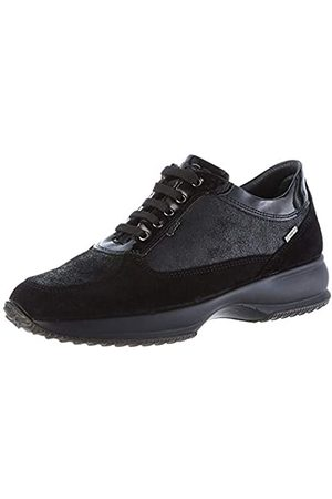 IGI&CO Women's Donna Gore-tex-41445 Gymnastics Shoes, (Nero 4144500)