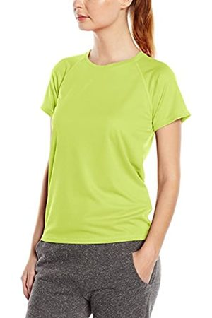 Stedman Apparel Women's Active 140 Raglan/ST8500 Regular Fit Short Sleeve Sports T-Shirt