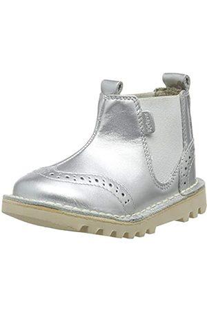 Kickers Baby Girls' Kick Brogue Chella Boots