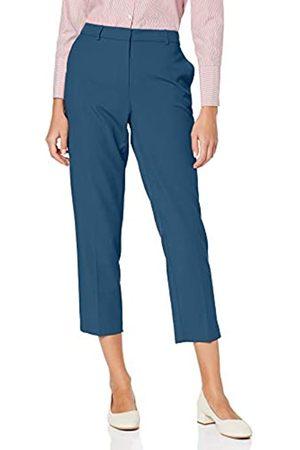 Dorothy Perkins Women's Sapphire Ankle Grazer Trousers