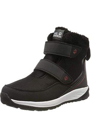 Jack Wolfskin Unisex Kids' Polar Wolf Texapore Mid Vc K Wasserdicht Snow Boots, ( / 6073)