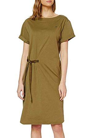 G-STAR RAW Women's Disem Short Sleeve Dress