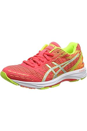 ASICS Women's Gel-DS Trainer 22 NC Running Shoes, (Diva / /Safety )
