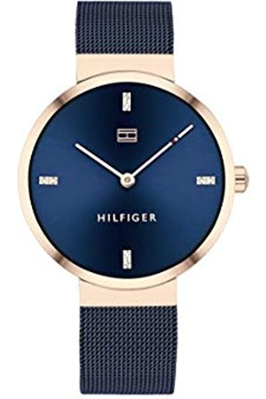 Tommy Hilfiger Women's Analogue Quartz Watch with Stainless Steel Strap 1782219
