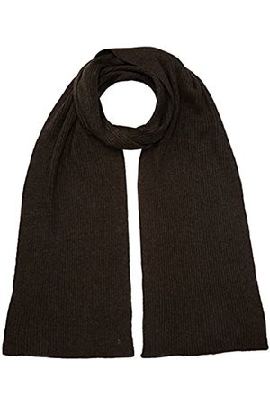 French Connection Men's Ribbed Scarf