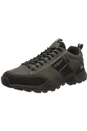 Dockers Men's 45eq007 Low-Top Sneakers, (Dunkelgrau 220)