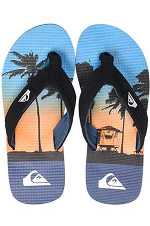 Quiksilver Boys' Molokai Layback Youth Beach & Pool Shoes, ( / / Xkbb)