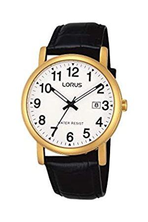 Lorus Gents Watch XL Analogue Quartz RG836CX9 Classic Leather