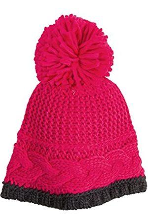 Catimini Girl's Bonnet Pompom Hat