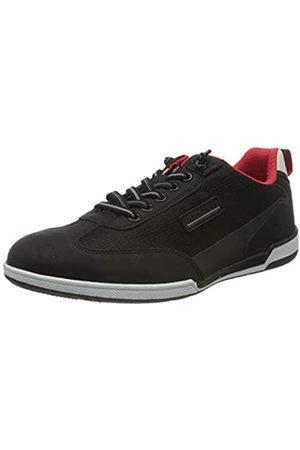 bugatti Men's 321726065000 Low-Top Sneakers, (Schwarz 1000)