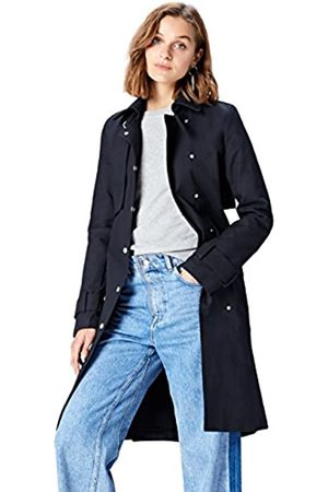 find. Women's Trench Coat With Storm Flap