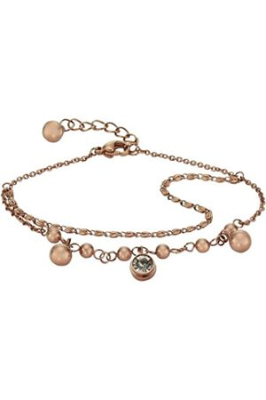 Zeeme 344060146-1 Women's Bracelet Stainless Steel 6.6 g Zirconium Oxide