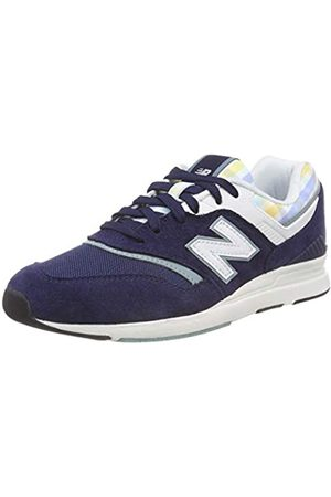 New Balance Women's 697 Running Shoes, (Pigment/Smoke TRB)