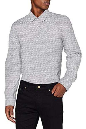 HUGO Men's Elisha02 Casual Shirt
