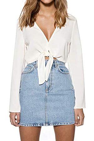 Ivyrevel Women's Denim Mini Skirt ( 004)