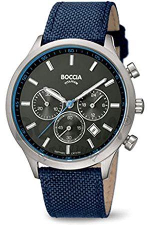 Boccia Chronograph Quartz 3750-02