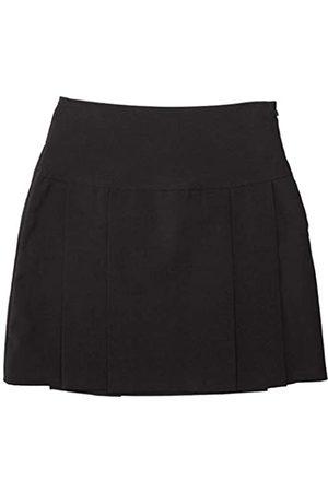 Blue Max Banner Girl's Henley Pleated School Skirt