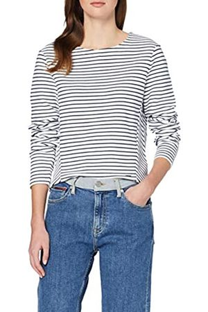 Tommy Jeans Women's Crew Neck Long Sleeve Top