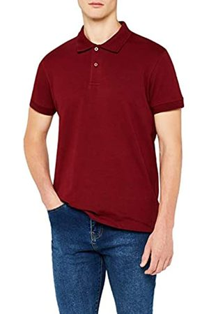 MERAKI Men's Stretch Pique Polo Shirt