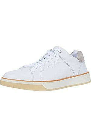 Cole Haan Men's Grand Crosscourt Crafted Sneaker Trainers, (Ivory Ivory)