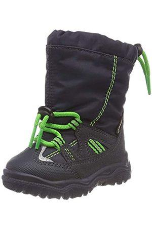 Superfit Boys' HUSKY1 Snow Boots, (Blau/grün 80)