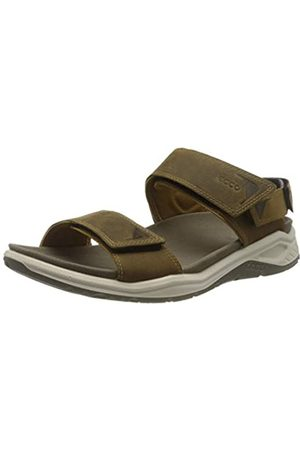 Ecco X-TRINSICM, Open Toe Sandals Men's, (CAYOTE 1409)