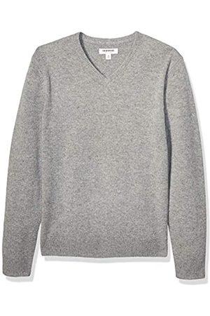 Goodthreads Lambswool V-neck Sweater Heather