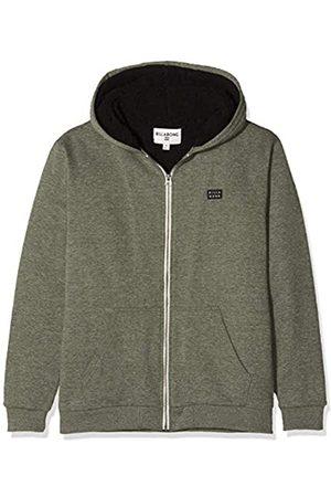 BILLABONG Boys' All Day Sherpa Zip B Fashion Fleece
