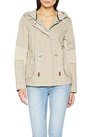 Amber & June Women's 9306/5915 Parka Long Sleeve Jacket