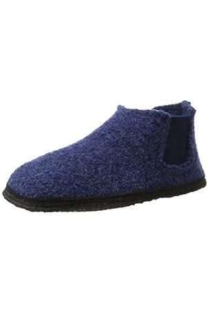 Kitz-pichler Unisex Adults' Hütten Chelsea Hi-Top Slippers Blue Size: 9 UK