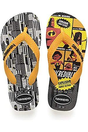 Havaianas Unisex Kid's Incredibles 2 Flip Flops, ( 0001)