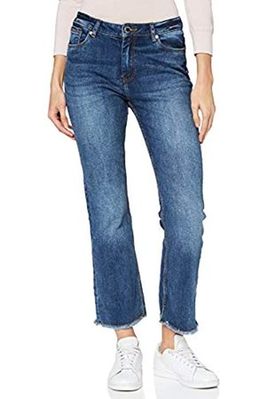 Springfield 6.gym.bs.kick Flare Straight Jeans Women's 34 (Manufacturer's size:34)