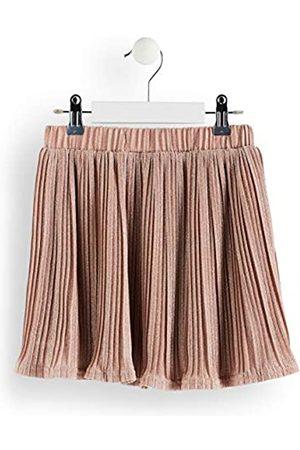 RED WAGON Amazon Brand - Girl's Lurex Pleated Skirt, 8 Years