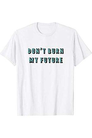 Running T-Shirt Funny Novelty Mens tee TShirt Excuses Dont Burn Calories