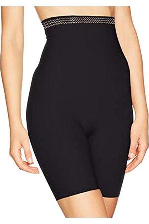 DKNY Intimates Women's Skyline-Essential Microf Thigh Shapewear