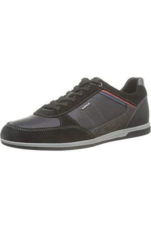 Geox Men's U Renan B Low-Top Sneakers, ( /Mud C9355)
