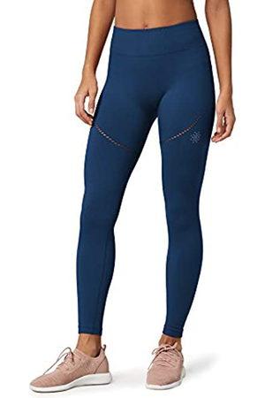 AURIQUE Amazon Brand - Women's Seamless Sports Leggings, 12