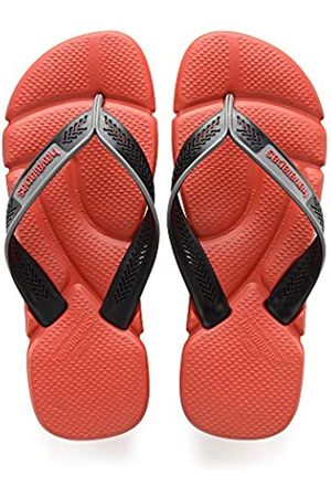 Havaianas Men's Power Toe Separator, (Strawberry/ ),6/7 UK