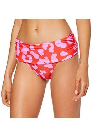 Pour Moi Women's Island Escape Foldover Brief Bikini Bottoms