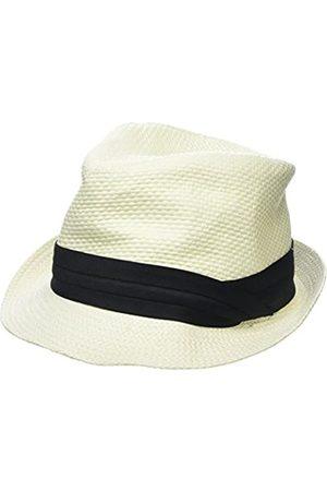 Celio Men's Lihpaname Hat, (Écru)